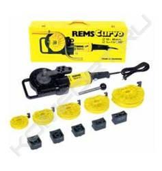 Электрический трубогиб Курво Сет 15-18-22, Rems 580026